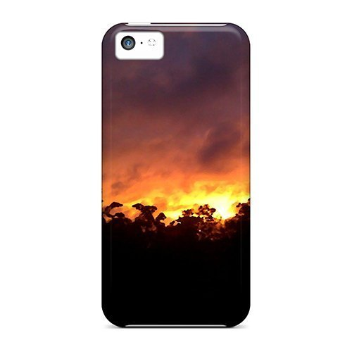 meilz aiaiExcellent grasses Sunset Coque pour Iphone 5c Design Casesmeilz aiai