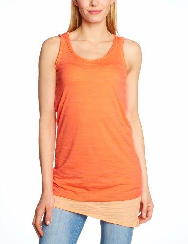 rich&royal - Vestito, Donna Arancione (Orange (new coral 581))