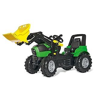 Rolly Toys 710034 - rollyFarmtrac Deutz Agrotron 7250 TTV