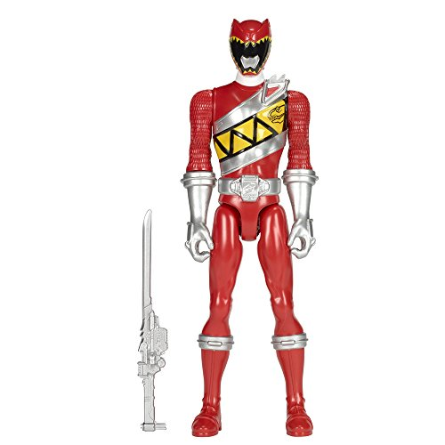 Image of Power Rangers Dino Charge 30 cm Ranger Figure (Red)