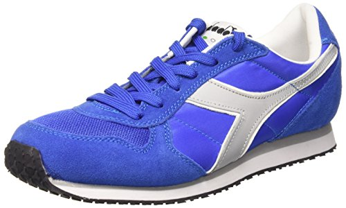 Diadora K_run, Chaussures Mixte Adulte Azzurro Scuro/Grigio Grattacie