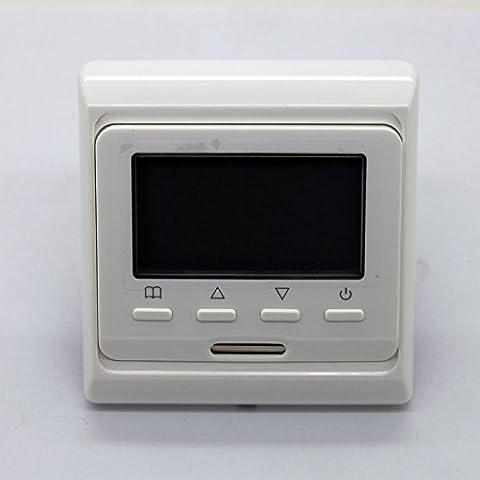 Generic m6.16programmabile display LCD Touch Screen riscaldamento a pavimento
