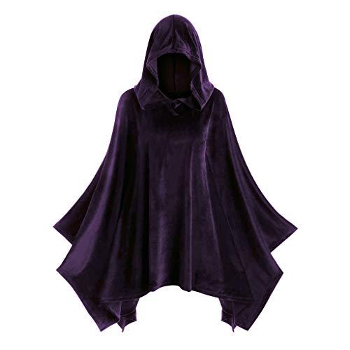 Solike Umhang Schwarz Damen Mittelalter Kleid Festlich Gothic Kleidung Pulloverkleider Vampir Prinzessin Hexen Karneval Kostüme Patchwork A Linie Viktorianisches Kleider