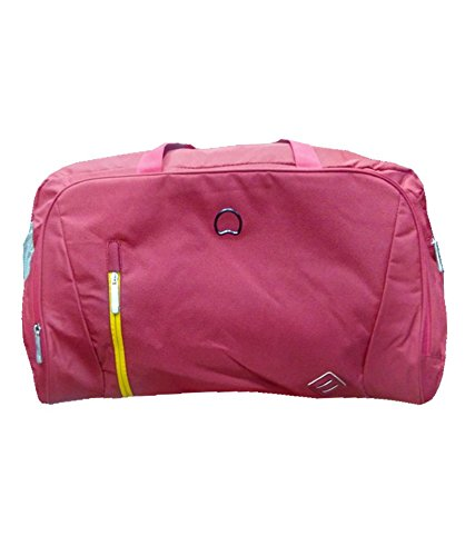 Delsey Gateway Soft 65Cm Red Check-In Duffel (00300742004)