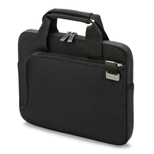 Dicota (d31180) 33,8cm Smart Haut Laptop Sleeve mit gepolsterte Griffe, schwarz