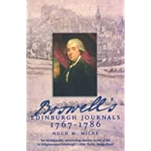 Boswell's Edinburgh Journals: 1767-1786