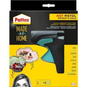 Pattex Heißklebepistole Made at Home schwarz/türkis