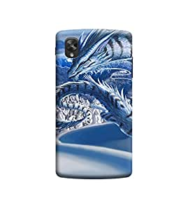 EPICCASE Premium Printed Mobile Back Case Cover With Full protection For LG Nexus 5 (Designer Case)