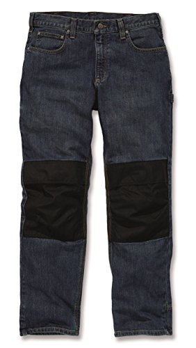 5-Pocket Work Jeans Rustic Worn