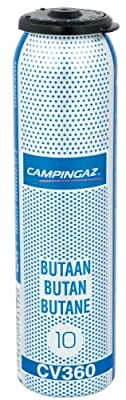 Campingaz 39350 Ventil-Gaskartusche CV 360, blau/silber (3,8 x 14,1 cm)