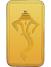 RSBL 10 gm, 24KT (999) Yellow Gold Bar