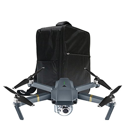 Preisvergleich Produktbild TWIFER Leichte Rucksack Schulter Tragetasche Tasche für DJI Mavic PRO Drone Zubehör Schwarz