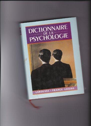 Dictionnaire de psychologie