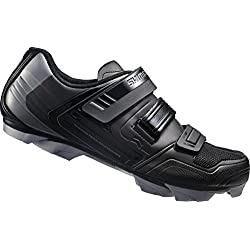 Shimano SPD SH XC31L - Zapatillas de ciclismo MTB para adultos , color Negro, talla 44 EU