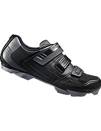 Shimano SPD SH XC31L - Zapatillas de ciclismo MTB para adultos, Negro, 50
