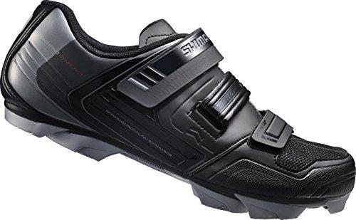 Shimano Bicicleta de montaña Calzado Zapatillas de Ciclismo para Adulto SH-XC31L GR, 38 SPD 3, Klettverschl Varios Coloures, 38, ESHXC31G380L