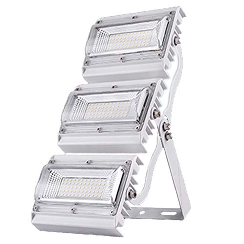 LED Fluter Im Freien, Wasserdicht Erleuchtung Sicherheit Gebäude Park Terrasse Quadrat Modul Flutlicht (Size : 150W)