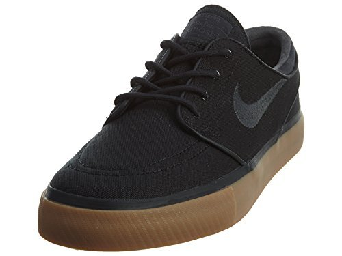 Preisvergleich Produktbild Nike Men's Zoom Stefan Janoski Black/anthracite/gum Med Brown Skate Shoe (5 M US Big Kid)