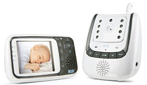 NUK Video-Babyphone Eco Control+