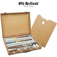 Old Holland: Classic oil: set 34x 40ml colori