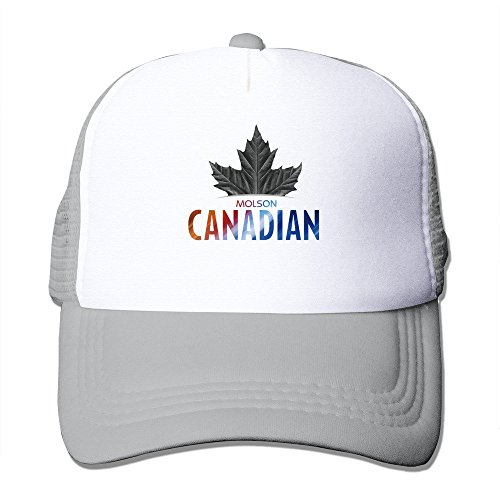 huseki-cool-molson-canadian-trucker-mesh-gorra-de-beisbol-tiene-ash