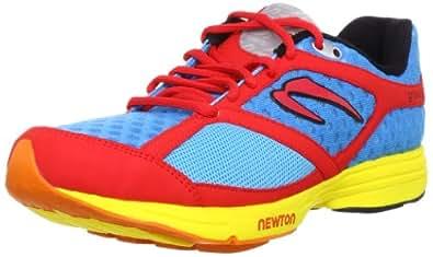 NEWTON Gravity Neutral Scarpa da Running Uomo, Blu/Rosso, 47