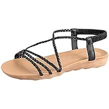 Vovotrade® Frauen Sommer Sandalen Slipper Indoor Outdoor Flip-Flops Strand Schuhe