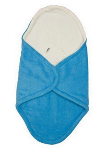 Babyzubehör HLUSIN 1011151101 Kuschel Cooc Classic, Länge circa 86 cm,Breite circa 45 cm bzw.92 cm, türkis/natur