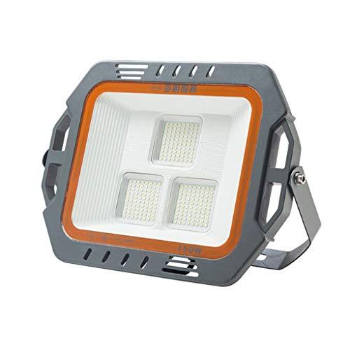 Farb LED Flutlichtstrahler Scheinwerfer,WKZ Sicherheitslampe IP66 Wasserdicht für Den Bau Von Courtyard Park Greenery Billboard (watt : 150W)