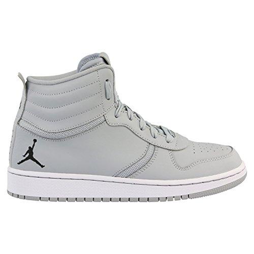 Nike Jordan Heritage BG (GS) Sneaker Kinder Grau (Wolf Grey/Black/White)