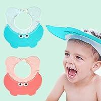 c56bb1075f2 Chapeau Bébé Shampooing Shield pour tout-petits enfants de bain Bonnet de  douche laver les