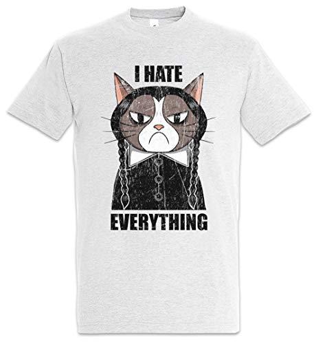 I Hate Everything Cat Herren T-Shirt