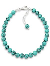 Elli Damen-Armband 925 Sterling-Silber blau 19cm 02000829_19