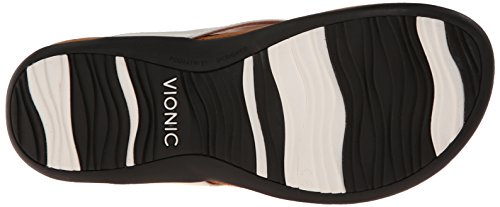 Vionic Womens 340 Floriana Synthetic Sandals Blanc