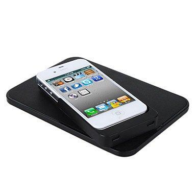 Circuit Protection Drahtloses Aufladen - Kit für das iPhone 4/4s (Wireless Pad + Wireless Jacke)