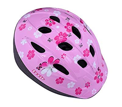 "Izzie Girls 16"" Wheel Pink Bike Dolly Seat & Matching Helmet Age 5+ by AMMACO"