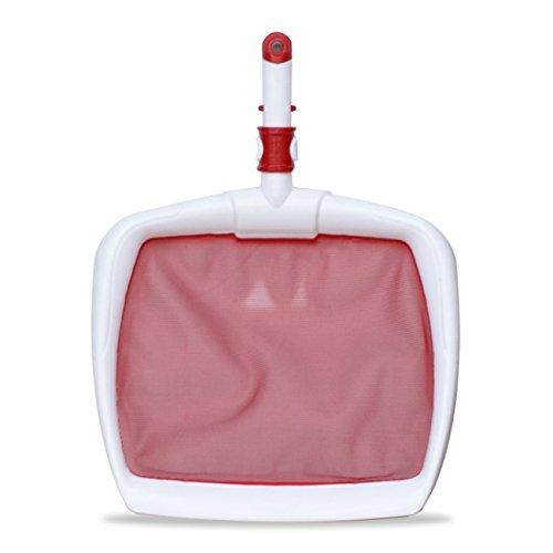 Epuisette de surface Luxe rouge et blanc