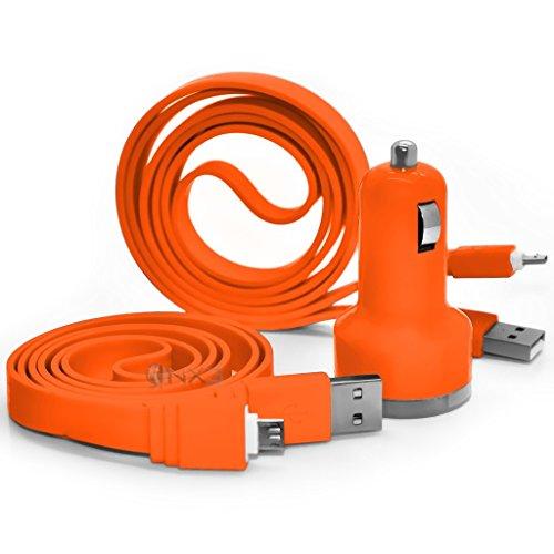 orange-huawei-mate-s-en-coche-de-doble-puerto-usb-de-la-bala-de-21-amperios-cargador-2x-micro-usb-ca