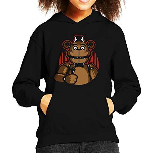 th Me Five Nights at Freddys Kid's Hooded Sweatshirt ()