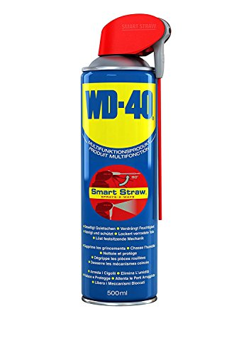Vielzweck Spray Wd- 40 Smart Straw 500ml -