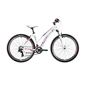 "41e7KTluwML. SS300 Atala Bici Bicicletta My Flower Donna Lady 21V Ruota 27,5"" MTB 2019"