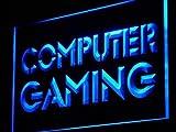 Jintora - Neon Sign - señal de neón - Computer Gaming Internet Cafe Shop Light Sign - Computer Gaming Internet Cafe Tienda Luz Signo - Fiesta, Discoteca, Club, Bistro, Salón de Fiestas, Ventana