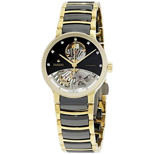 RADO Herren-Armbanduhr 33MM Armband Keramik Multicolor AUTOMATIK R30246712