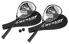 Dunlop Squashset: 2x