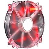 Coolermaster R4-LUS-07AR-GP Ventilateur 700 rpm Led Rouge