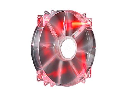 Cooler Master MegaFlow 200, 0.16 A, 3.36 W, 19 Db, 200 x...