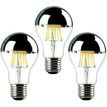 Ampoule A60 Filament 8w Antique E27 Blanc Tête De Lampe Lampes Edison À 220 V Miroir Chaud Clair 3xnostalgie Chute Led 8O0Pnwk