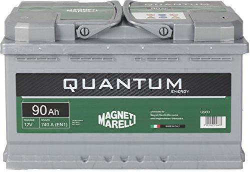 Quantum Marelli L4 Batteria Auto 90AH 740A 12V