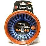 Espiroflex espirogas butano - Kit espirogas butano diámetro 9