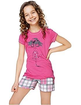 Italian Fashion IF Mädchen Schlafanzug Jessy 0227